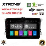 VW,Skoda,Seat Android 7.1 HDMI-DVD