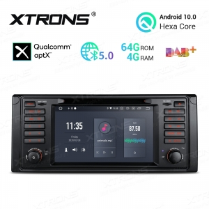 BMW E39,E38 Radio Android 10 Hexa Core 64GB /4GB HDMI