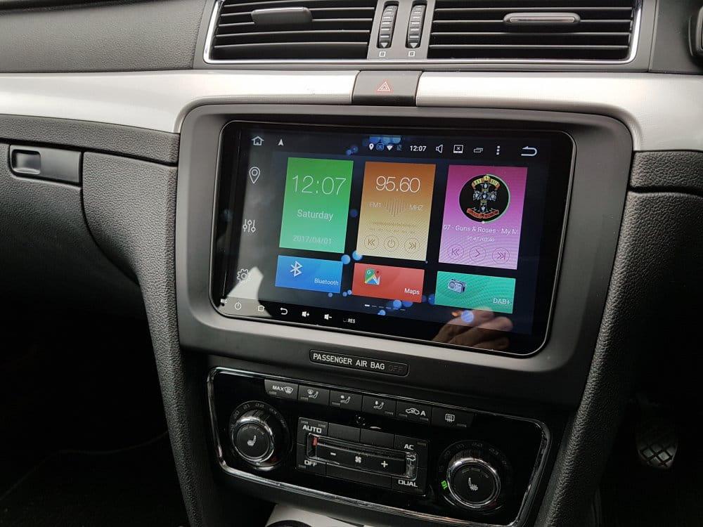 radio nawigacja vw skoda seat android 6 0 9cali xtrons. Black Bedroom Furniture Sets. Home Design Ideas